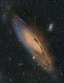 M31 Andromeda Galaxy — Stock Photo