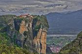 Mosteiro de meteora — Fotografia Stock