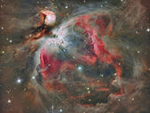 Orion Nebula — Stock Photo