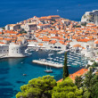 The Old Town of Dubrovnik, Croatia — Stock Photo #14686301