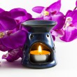 Aromatic lamp - Stock Photo
