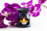 Aromatic lamp — Stock Photo