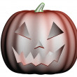 Royalty-Free Stock Photo: Halloween pumpkin,
