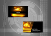 Business cards — Stock Vector