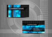 Business cards — Vector de stock