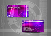 Business cards — Vecteur