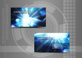 Business cards — Stockvektor