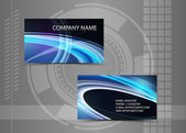 Business cards — Vetorial Stock