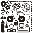 Bike icon — Stock Vector #38205977