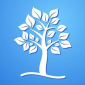 Tree icon — Stock Vector