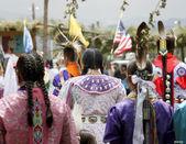 Taos Pueblo Pow Wow — Stock Photo