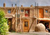 Taos Pueblo — Stock Photo
