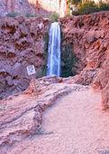 Mooney Falls in Arizona — Stock Photo