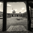 Stock Photo: Old Bent Fort