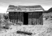 Lone Cabin — Stock Photo