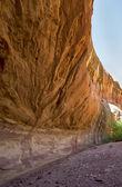 Vertical Redrock — Stock Photo