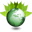 Abstract Earth bio eco nature ecology Europe Africa Asia — Stock Photo #15698601