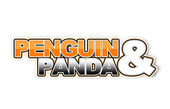 Penguin 2.0 and Panda algorithm, web site Spam, Seo Cms, search engine Optimization — Stock Photo