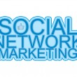 Stock Photo: Social Network Marketing, Media, advertising, Brand Reputation, hand like, Sharing, likes, internet business, concept