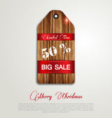 Sale poster — Stock Vector