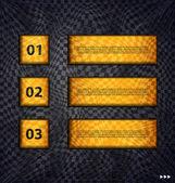 Scratched background vector — Stockvektor