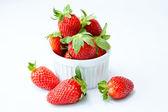 Fresh Strawberries 2 — Stock Photo