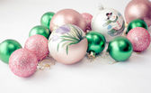 Christmas Baubles 27 — Stock Photo