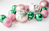 Christmas Baubles 25 — Stock Photo