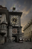 Torre do relógio — Fotografia Stock