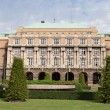 Stock Photo: Building Karolinum education complex Charles university Prague C