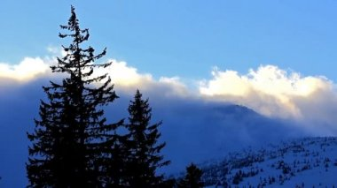 Clouds — Stock Video