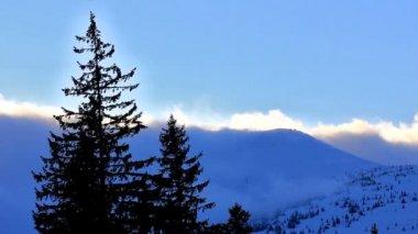 Chmury — Wideo stockowe