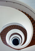 Spiral stairs detail — Stockfoto