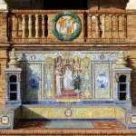 Famous Plaza de Espana — Stock Photo #15635387