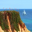 Stock Photo: Algarve coastel scenario