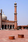 Jama Masjid Mosque — Stock Photo