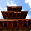 Durbar Square building - Hindu temples in ancient city, vall — Stock Photo #15720031