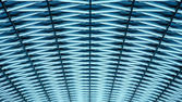 Roof top graphic pattern — Stock Photo