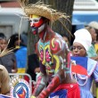 Stock Photo: West IndiAmericDay Parade & Carnival. Labour Day, Septembe