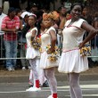 West Indian American Day Parade & Carnival. Labour Day, Septembe — Stock Photo
