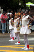 West Indian American Day Parade & Carnival. Labour Day, Septembe — Stockfoto