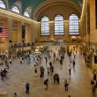 Grand Central Terminal, Station, New York City — Stock Photo