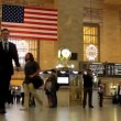 Stock Video: Grand Central Terminal, Station, New York City