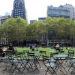 Bryant Park, New York City — Stock Photo