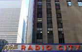 Radio City Music Hall, Manhattan, New York City. — Stock Photo
