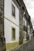 Portuguese Alentejo city of Evora old town. — Stockfoto