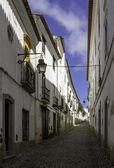 Alentejo portugalskiego miasta starego miasta évora. — Zdjęcie stockowe