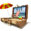 Travel — Stock Photo #16899509