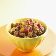 Stock Photo: Bowl of Granola