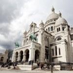 Sacré Coeur — Stock Photo #18078497